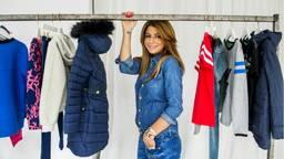 Olcay Gulsen en haar kledingcollectie. (Foto: ANP)
