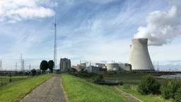 De kerncentrale in Doel