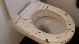 Een vies toilet (Archieffoto).