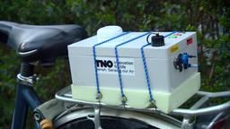 De nieuwe meetapparatuur van TNO