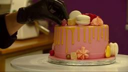 Cake5 ontwerpt bijzondere taarten