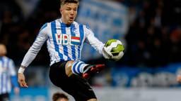 Jupiler League-topscorer Mart Lieder van FC Eindhoven: weer twee keer raak. (Foto: VI Images)