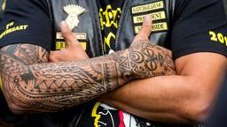 Aspirantleden van criminele motorclubs krijgen steeds vaker vuile klusjes (Foto; ANP)