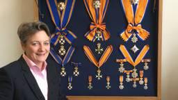 Martine van Grieken, directeur van de Kanselarij der Nederlandse Orden (foto: Kanselarij).
