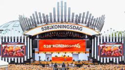 538 maakt artiesten bekend voor Koningsdag (Foto: Tom Swinkels/FeestZoom.nl).