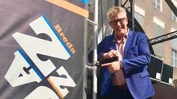 Voorziter Bart wouters van Breda Jazz Festival