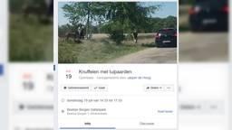 Het Facebookevenement.