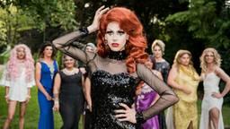 In Tilburg worden vandaag de finalisten gekozen voor de Miss Travestie Noord-Brabant Verkiezing. (Foto: MTNB)