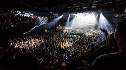 De grote zaal van poppodium 013. (Foto: Jostijn Ligtvoet)