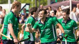 De mannen van Push hebben de eerste wedstrijd van de play-offs om promotie naar de Hoofdklasse verloren. (Foto: Orange Pictures)