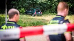 De man sloeg op de vlucht. (Foto: Sem van Rijssel/SQ Vision Mediaprodukties)