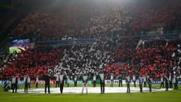 Een Champions League-avondje in het Philips Stadion van PSV. (Foto: VI Images)