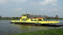 Een van de vijf boten Archieffoto: (Martha Kivits)