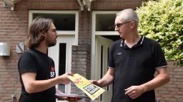 Maarten Everling (links) en Joost Brekelmans.