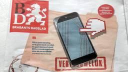De krant onthulde informatie over de sollicitatieprocedure. (foto: Omroep Brabant).