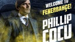 Philip Cocu. Foto: website Fenerbahçe.