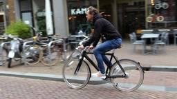 Frans Nomden ontwikkelde samen met Marc Jacobs de elektrische WATT-fiets. (foto: Eva de Schipper)