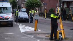 De reconstructie van het ongeluk (foto: Bart Meesters/Meesters Multimedia).