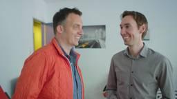 Merlijn in gesprek met Sjir Hoeijmakers uit Eindhoven over het basisinkomen