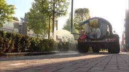 Planten in Roosendaal krijgen water