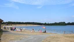 Zwemplas Berkendonk in Helmond (foto: Danny van Schijndel)