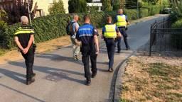 Politie kijkt in Breda even met inbrekersogen