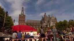 Ook op de laatste dag was het festival druk bezocht