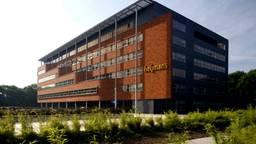 Het hoofdkantoor van Heijmans in Rosmalen (foto: Raoul Cartens)