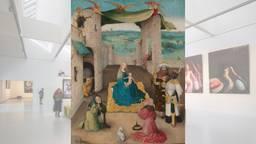 Het schilderij komt naar Den Bosch (achtergrondfoto: Joep Jacobs).