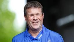 Erwin Koeman werkte voor het laatst als assistent-trainer bij Everton (foto: VI Images).