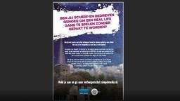 De oproep voor deelnemers aan 'Verborgen schat' (Beeld: Simpel Media)
