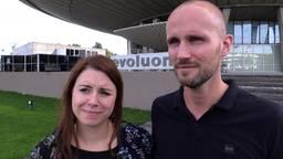 Ellen en Wilfred van Barneveld voorgangers van de Kerk 2.0 in het Evoluon
