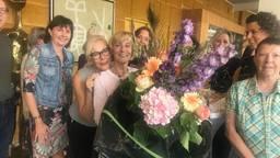 50 jaar werken voor dezelfde baas, dat is een bloemetje en feestje waard
