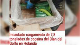Ook de Colombiaanse kranten brengen het nieuw over de cocaïnesmokkel.