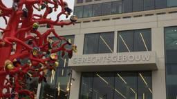 De rechtbank in Breda. (Archieffoto)