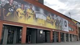 Het Rat Verlegh Stadion van NAC.