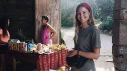 Eefke hoopt dat ze met haar ideeën de wereld een stukje gezonder kan maken. ( Foto: Eefke van de Wouw)