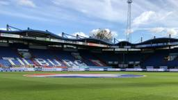 Zondag wordt in Tilburg de derby Willem II-Nac gespeeld.  (Foto: Willem II)