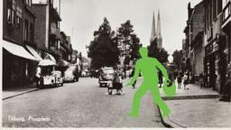 De kruikenzeiker keert terug in het Tilburgse straatbeeld