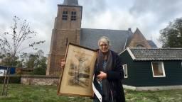 Hier hoort de historische tekening thuis: in Middelbeers (foto: Jan Peels)