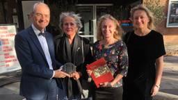 Leden van de jubilerende theatersociëteit Casino uit Den Bosch