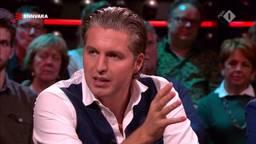 Pieter van den Hoogenband vertelde bij De Wereld Draait Door over zijn nieuwe uitdaging.