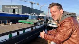 Geert Blenckers is één van de nieuwe eigenaren van de Spinola (Foto: Erik Peeters)