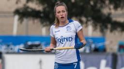 Renée van Laarhoven komt in de competitie uit voor Kampong. (Foto: VI Images)