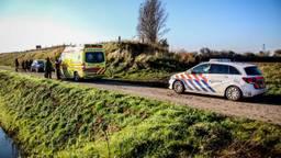 Een vrouw is gewond geraakt bij jachtongeluk in Rilland. (Foto: 112Nieuwsonline).