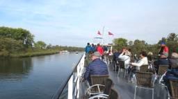 Vanaf donderdag zijn er weer rondvaarten in de Biesbosch (Foto: Martha Kivits).