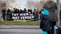 Een eerdere demonstratie van Kick Out Zwarte Piet (Foto: ANP).