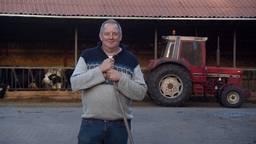 Melkveehouder Marcel Rijkers klopte aan bij ZLTO voor psychische hulp