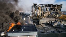 De verwoesting (foto: Sem van Rijsse/SQ Vision)