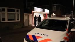 De politie begon een onderzoek na de overval. (Foto: Erik Haverhals)